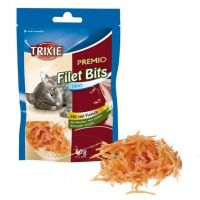 Premio FILET BITS Light -  kuřecí filetky 50g TRIXIE
