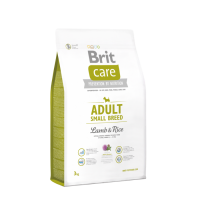 Brit Care Adult SB Lamb & Rice 3kg