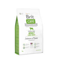 Brit Care Grain Free Adult LB Salmon & Potato 3kg