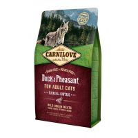 Carnilove Cat Grain Free Duck&Pheasant Adult Hairball Control 2kg