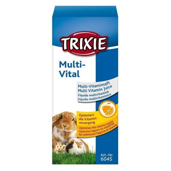 MultiVital - multivitamín 50 ml Trixie