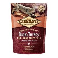 Carnilove Cat Grain Free Duck&Turkey LB Cat Muscles, Bones, Joints 2kg