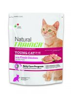 TRAINER Natural Cat Young kureci 1,5kg