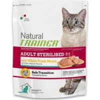TRAINER Natural Cat Adult Sterilised s drub.masem 300g