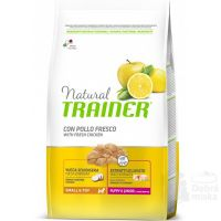 TRAINER Natural Small&Toy Puppy&Jun cerst.kure 2kg