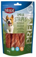 Premio OMEGA STRIPES Light - kuřecí maso 100g Trixie