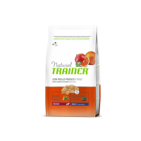 TRAINER Natural Medium Adult čerstvé kuře 3kg