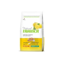 TRAINER Natural Small&Toy Maturity čerstvé kuře 2kg