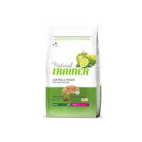 TRAINER Natural Maxi Junior čerstvé kuře 3kg