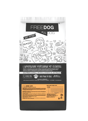 FREEDOG Junior Maxi 20kg