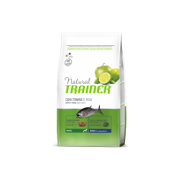 TRAINER Natural Maxi Adult Ryba a rýže 12kg